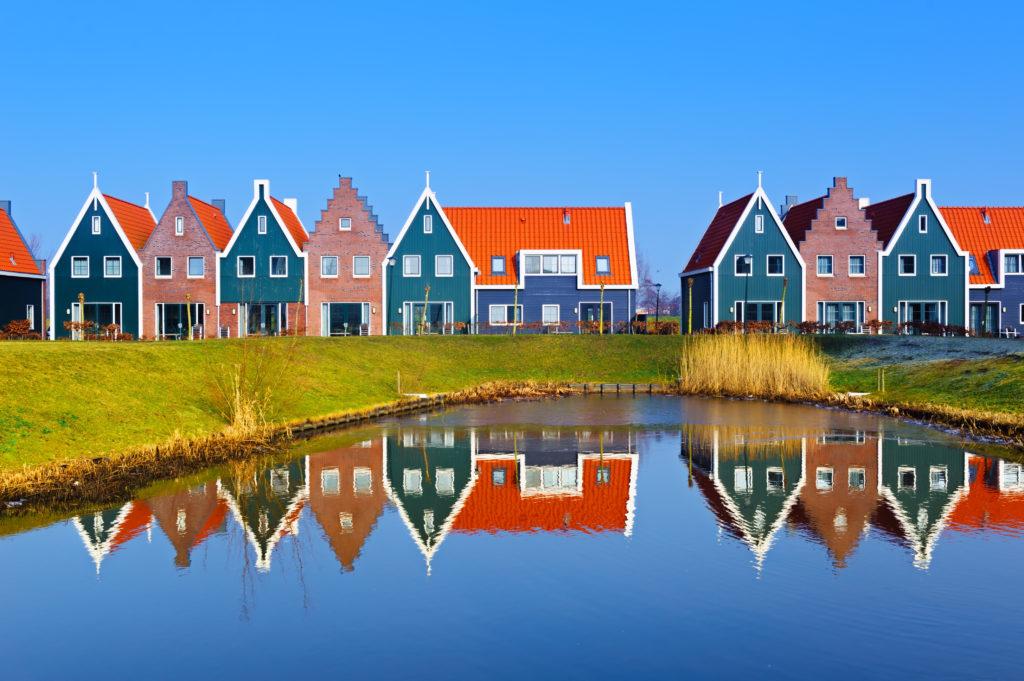 ville d'Edam et Volendam en Hollande
