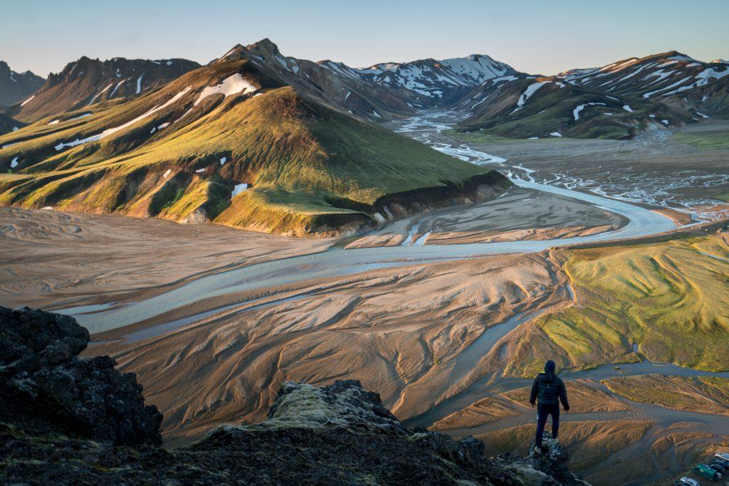 Réserve naturelle en Islande